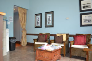 Antigonish Massage - Waiting Room