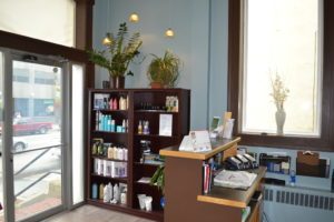 Antigonish Massage - Waiting Room